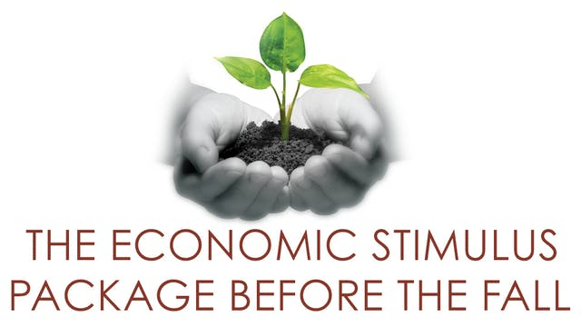 The Economic Stimulus Package Before ...