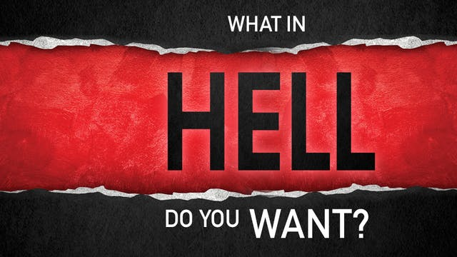 What In Hell Do You Want? - Disc 2