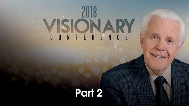 Friday Morning -  2018 Visionary Conference