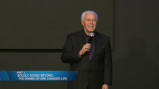 The Power of One Changed Life, Part 1