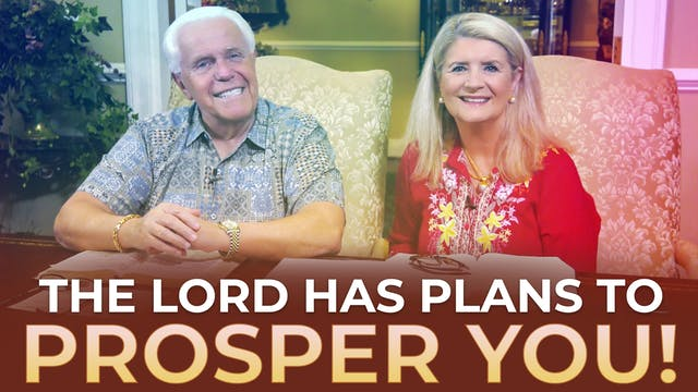 The Lord Has Plans To Prosper You!