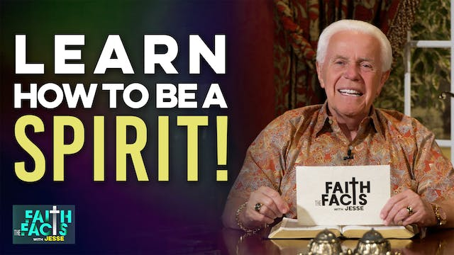 Learn How To Be A Spirit!