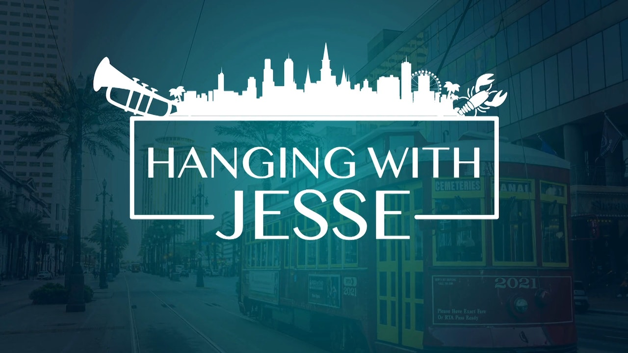 Hanging with Jesse