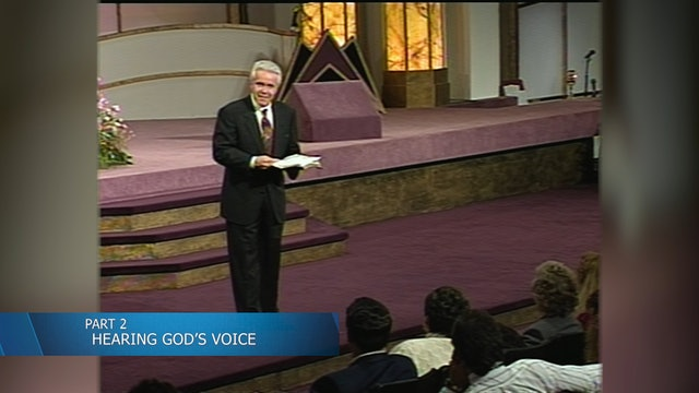 Hearing God's Voice, Part 2