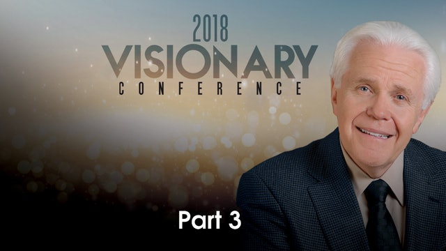 Friday Night - 2018 Visionary Conference