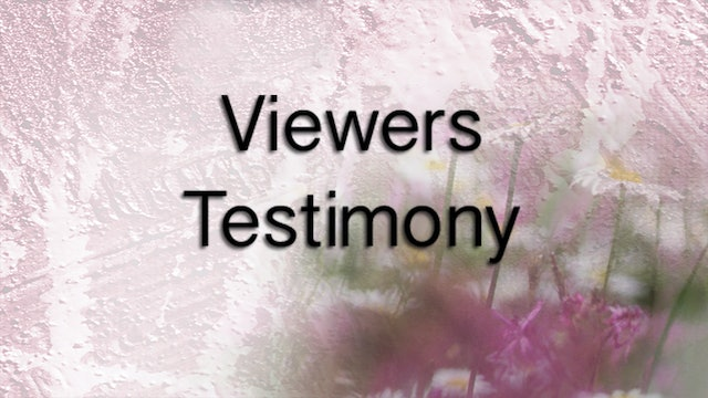 Beware of the Dream Killers - Viewers Testimony
