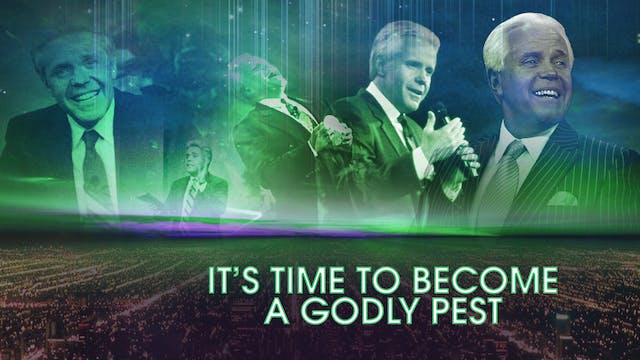 It's Time To Become A Godly Pest
