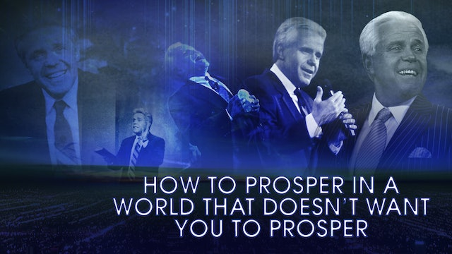 How To Prosper In A World That Doesn't Want You To Prosper