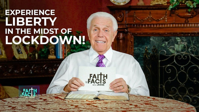 Experience LIBERTY in the Midst of LOCKDOWN!