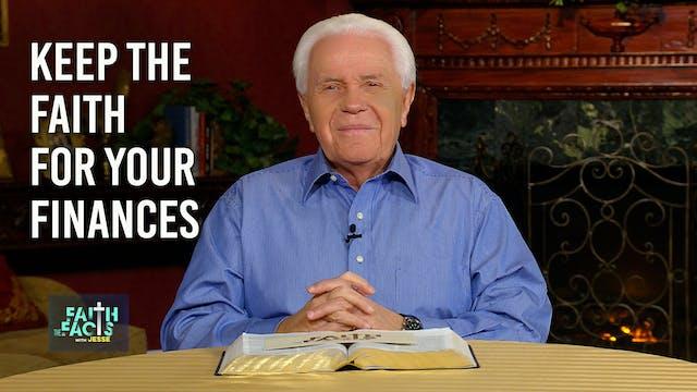 Keep the Faith for Your Finances
