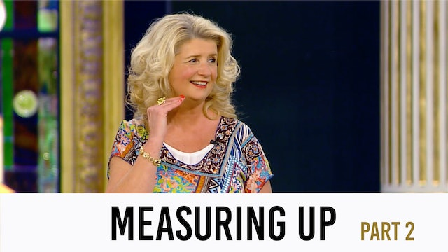 Measuring UP, Part 2