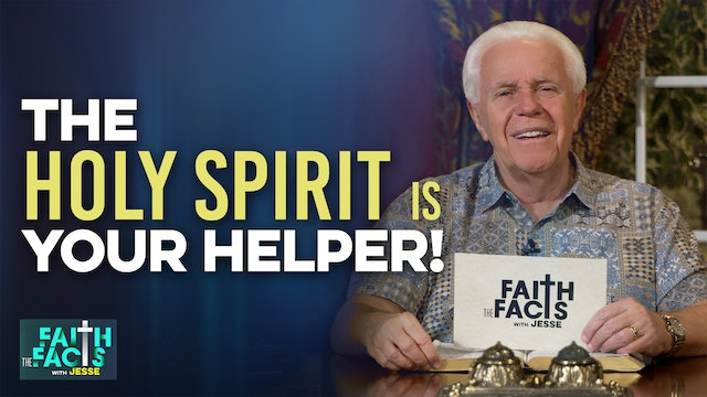 The Holy Spirit Is Your Helper!