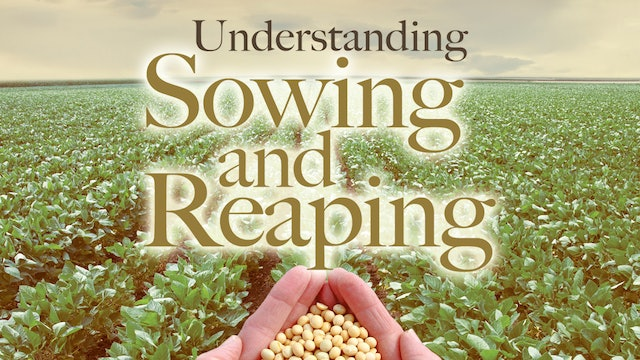 Understanding Sowing and Reaping