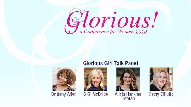 Glorious Girl Talk Panel