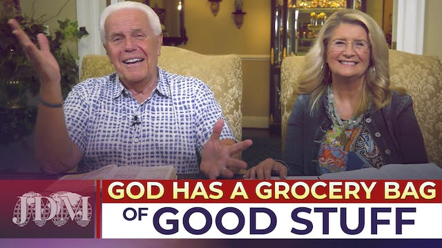 God Has A Grocery Bag full of GOOD St...