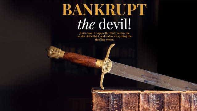 Bankrupt the Devil