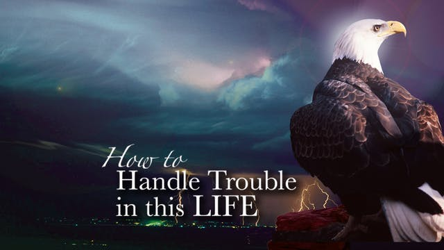 How To Handle Trouble In This Life