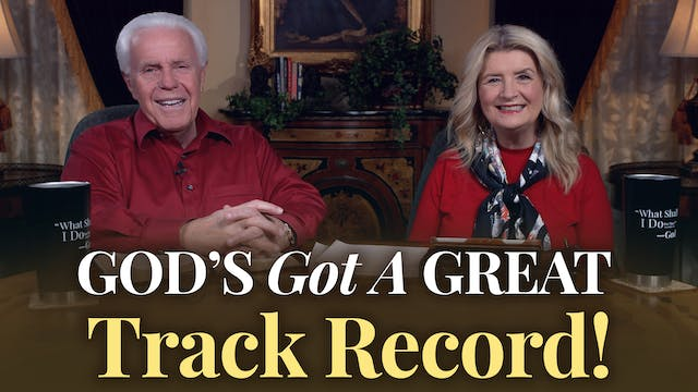 God Has A Great Track Record!