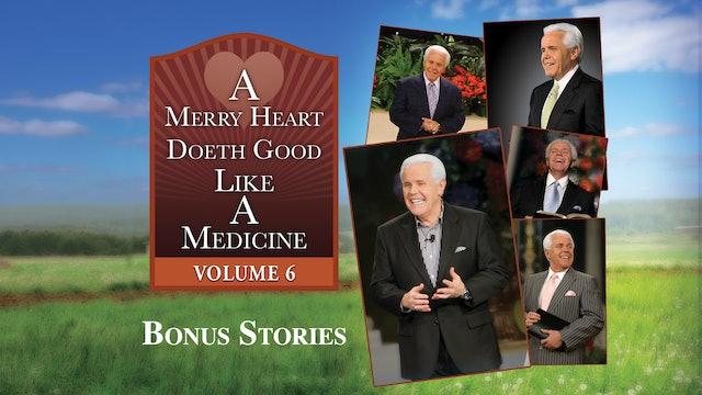A Merry Heart, Vol. 6 - Bonus Stories