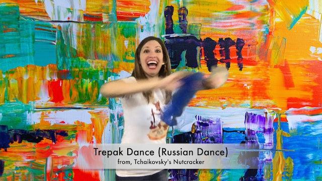 Trepak Dance (from, The Nutcracker)