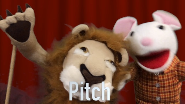 Piano and Forte Teach Pitch