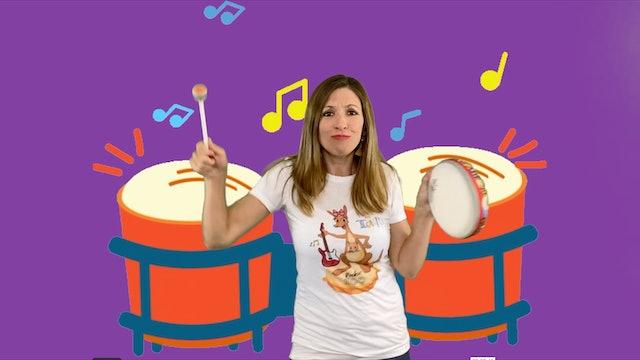 Gonna Play My Drum