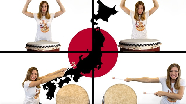 Rockin' Roo Visits Japan