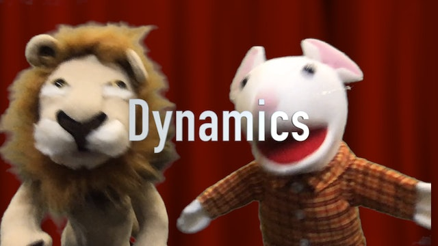 Piano and Forte Teach Dynamics