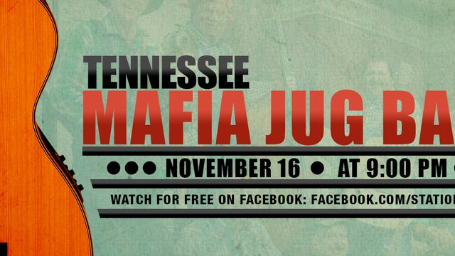 Tennessee Mafia Jug Band | November 16, 2018