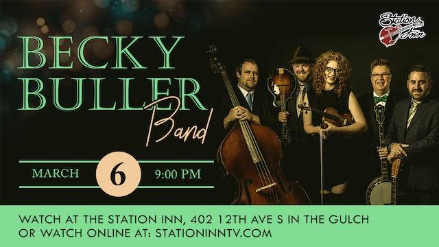 Becky Buller Band | March 6, 2020