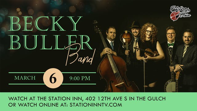 Becky Buller Band (Live Recording)