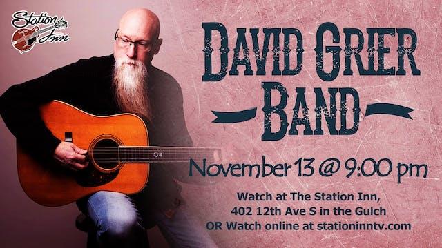 David Grier (Live recording)