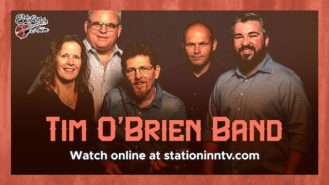 Tim O'Brien Band | September 4, 2019