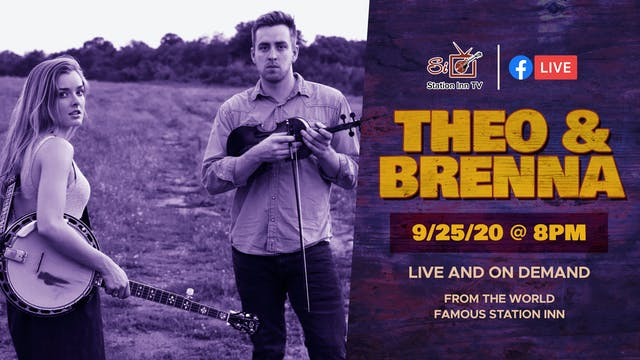 Theo & Brenna | September 25th, 2020
