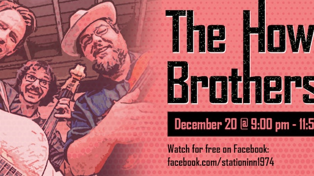 The Howlin' Brothers | December 20, 2018