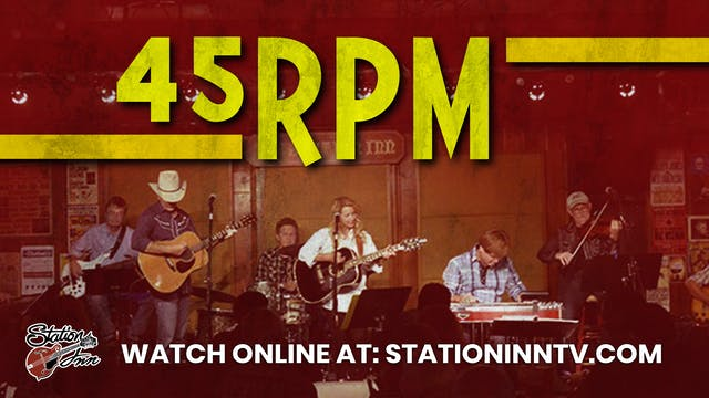 45RPM (Live recording)