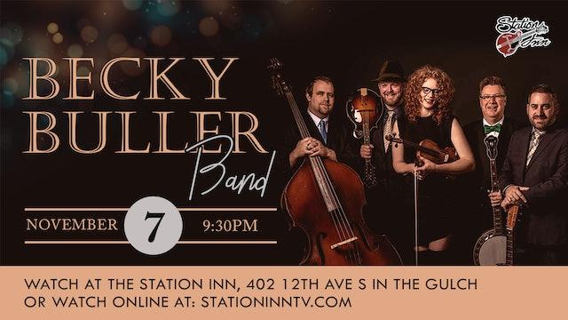 Becky Buller Band | November 7, 2019