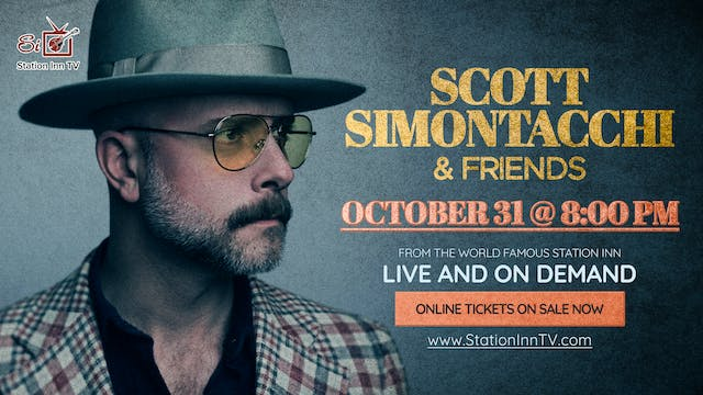 Scott Simontacchi & Friends | October...