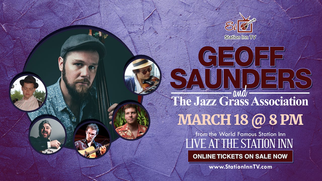The Geoff Saunders Band | March 18, 2021