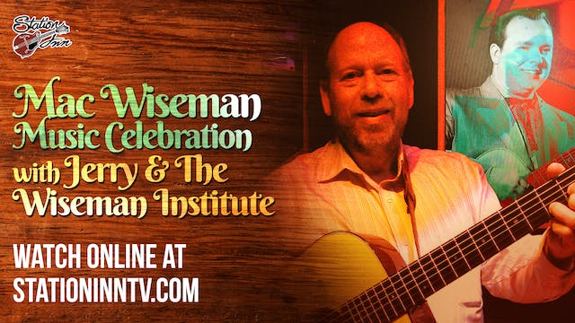 Mac Wiseman Music Celebration (Live R...