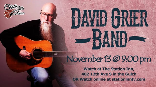 David Grier Band