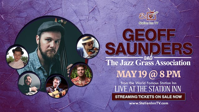The Geoff Saunders Band | May 19, 2021