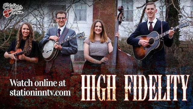 High Fidelity (Live Recording)