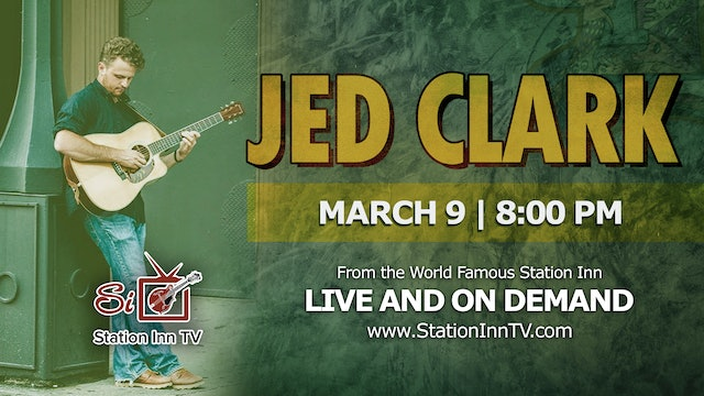 Jed Clark   March 9, 2021