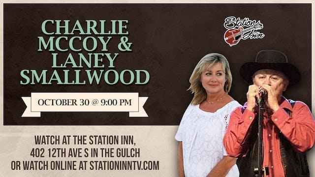 Charlie McCoy & Laney Smallwood