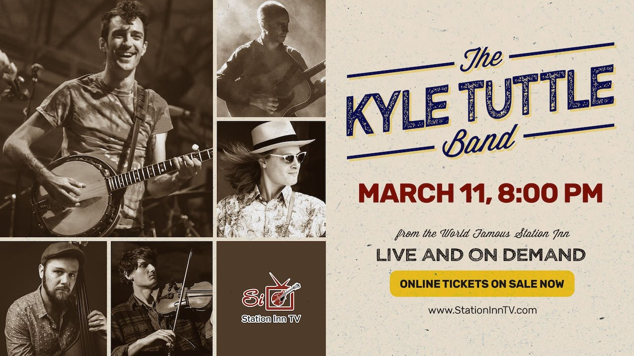 The Kyle Tuttle Band   March 11, 2021