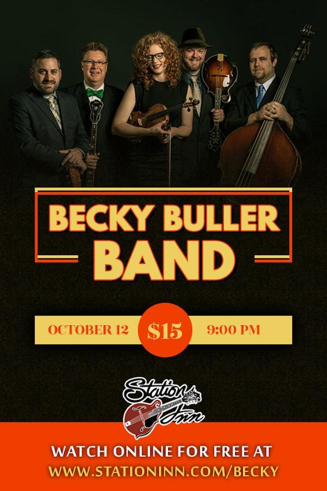 Becky Buller Band | October 12, 2018