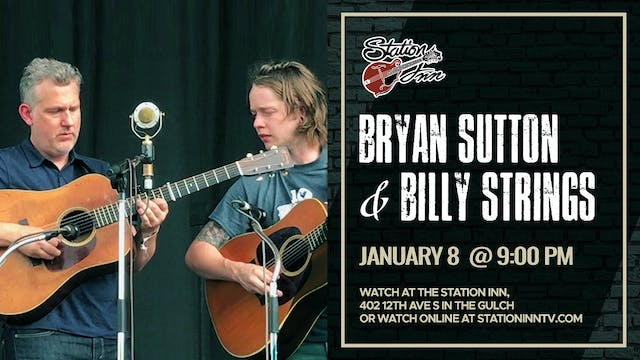 Bryan Sutton & Billy Strings | Januar...