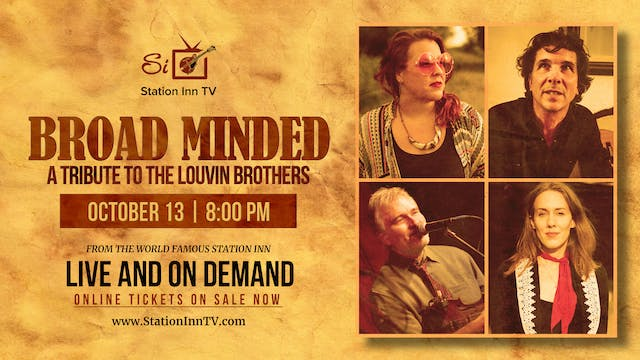 Broad Minded: A Tribute to the Louvin...
