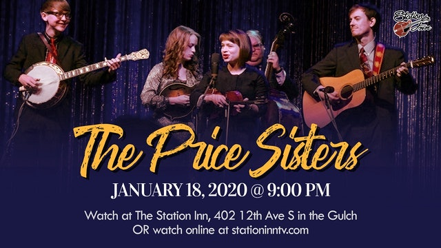 The Price Sisters | January 18, 2020